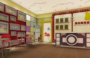 绚丽多彩儿童房间装修图片