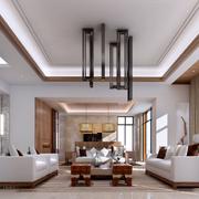 豪华欧式客厅装修