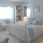 欧式卧室整体设计