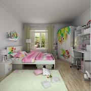 舒适儿童房设计效果图