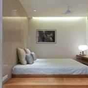 现代卧室榻榻米设计
