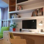 完美书房装修效果图