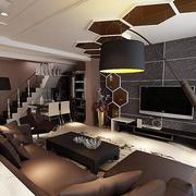 唯美欧式客厅装修设计