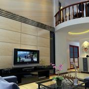 欧式电视背景墙设计