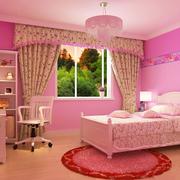 浪漫儿童房装修效果图