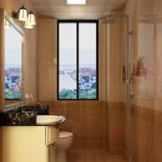 卫生间飘窗设计效果图
