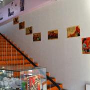 餐厅楼梯装修效果图