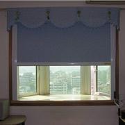 时尚窗帘装修效果图