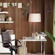 书房柜灯设计效果图