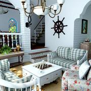 经典客厅装修效果图