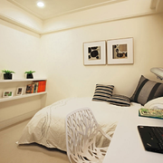 卧室书房装修效果图