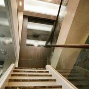 家庭楼梯脚踏板设计