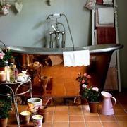 浴室精装地板砖