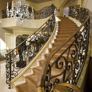 豪华大气的欧式楼梯
