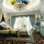 法式卧室装修