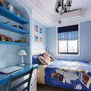 精致地中海风格儿童房