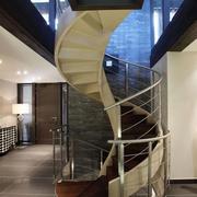 现代精致楼梯装修