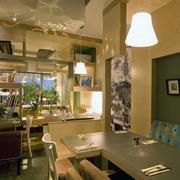 浓情温暖咖啡厅