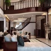 豪华绚丽的客厅设计