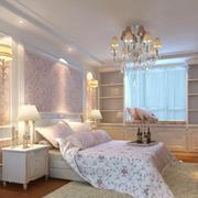 现代欧式舒适卧室