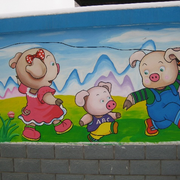 令人舒心的幼儿园