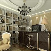 舒适的书房吊灯设计