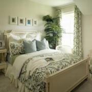 清爽舒适卧室设计
