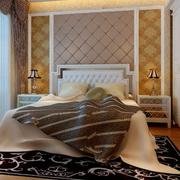 精美卧室效果图