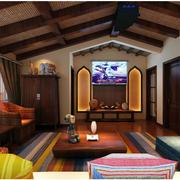 大方美观的客厅设计