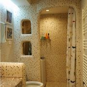 浴室色彩搭配