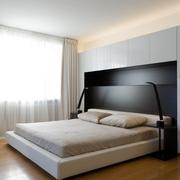 温暖闲适卧室装修效果图
