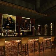 精美酒吧吧台