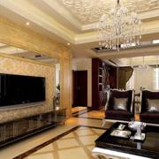 唯美精致的客厅