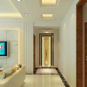 精美的客厅过道设计