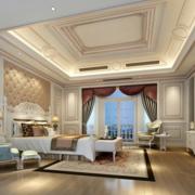 精致法式卧室装修