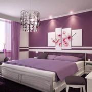 浪漫卧室设计