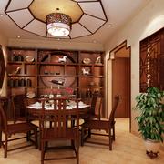经典温馨的实木酒柜
