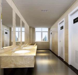 豪华卫生间设计
