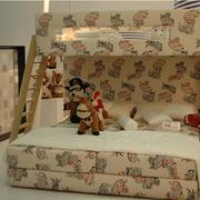 儿童床设计图案
