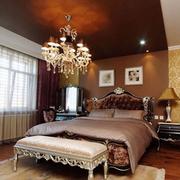 大气精致卧室装修