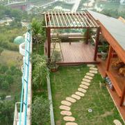 高档豪华的露台设计