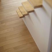 唯美舒心的楼梯造型设计