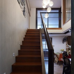 2015时尚潮流风格楼梯设计装修效果图鉴赏