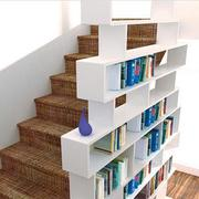 阁楼高档楼梯设计
