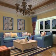 淡蓝卧室设计