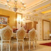 豪华餐厅设计