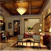 雍容华贵的客厅设计