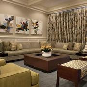 豪华精致室内设计