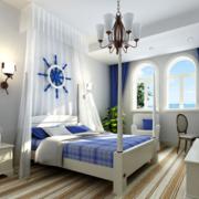 梦幻般的卧室设计