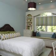 唯美卧室吊灯设计